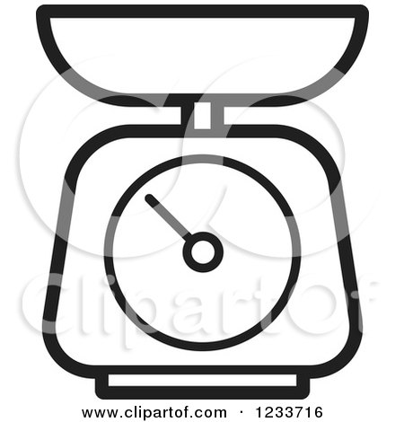 Royalty-Free (RF) Food Scale Clipart, Illustrations, Vector ...