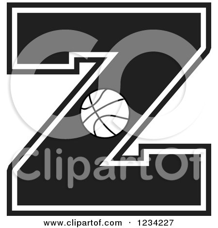 Royalty Free Rf Clipart Of Basketball Letters Illustrations