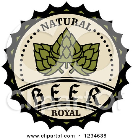 Royalty-Free (RF) Clipart of Beer Labels, Illustrations, Vector ...