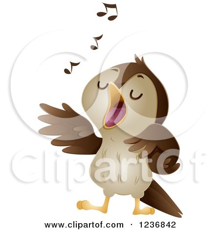 Royalty Free Singing Illustrations by BNP Design Studio Page 1