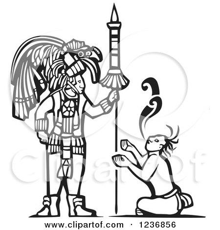 Royalty-Free (RF) Maya Clipart, Illustrations, Vector Graphics #1
