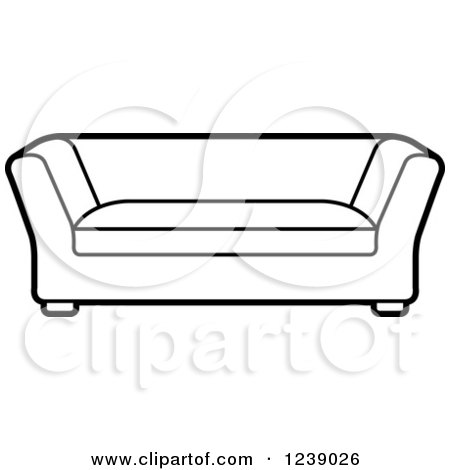 sofa coloring pages - photo#40