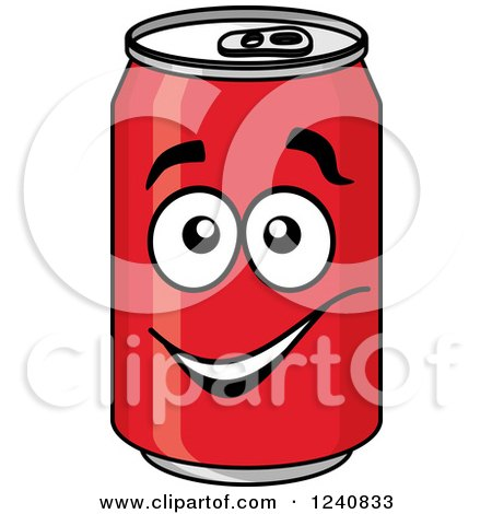 Royalty-Free (RF) Soft Drink Clipart, Illustrations, Vector Graphics #1