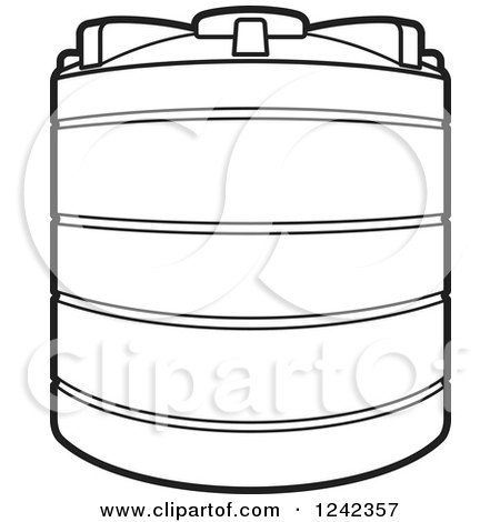 Royalty Free Rf Water Tank Clipart Illustrations