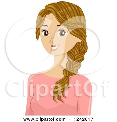 Royalty-Free (RF) Hairdo Clipart, Illustrations, Vector Graphics #1