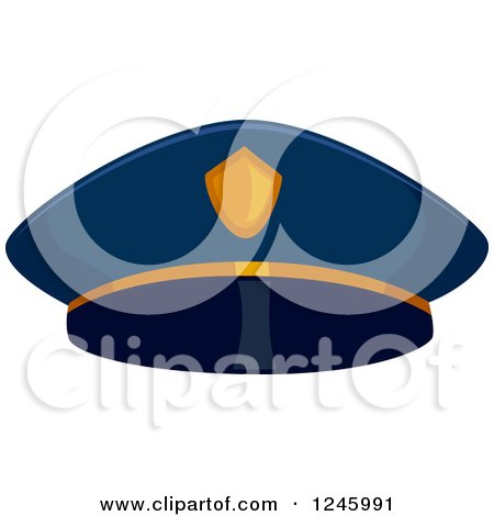 Royalty-Free Vector Clip Art Illustration of a Sexy Female Police ...