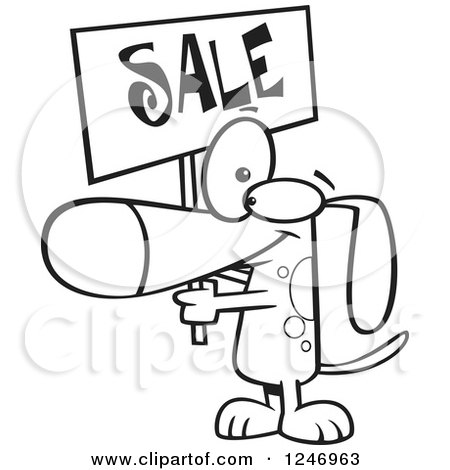 Royalty Free Rf Sale Sign Clipart Illustrations Vector Graphics 1