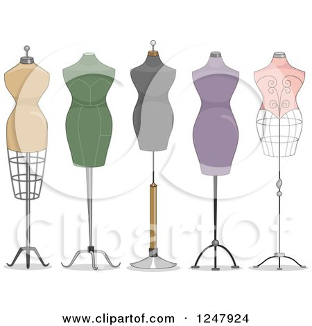 Clothing Design Mannequin Fashion Design Mannequins