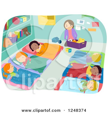 Royalty Free Nap Illustrations By Bnp Design Studio Page 1