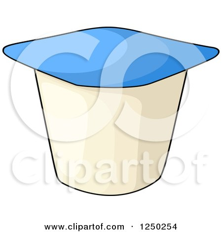 Yoghurt Milk Parfait Clip Art, PNG, 600x486px, Yoghurt, Black And White,  Container, Cup, Dairy Products Download