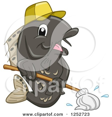 Royalty Free Mopping Illustrations by BNP Design Studio Page 1