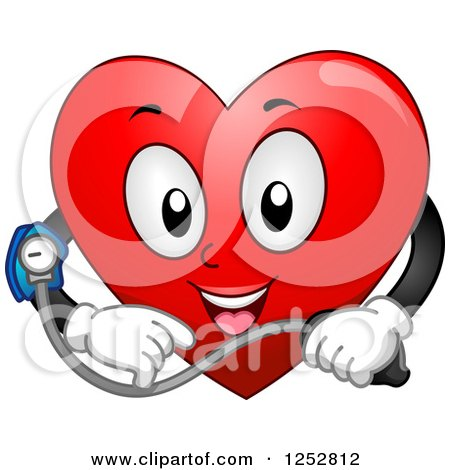 Royalty Free RF Clipart Of Vital Signs Illustrations