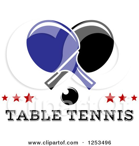 http://images.clipartof.com/small/1253496-Clipart-Of-A-Ping-Pong-Ball-And-Crossed-Paddles-With-Stars-Over-Table-Tennis-Text-Royalty-Free-Vector-Illustration.jpg