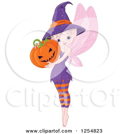 Royalty-Free (RF) Pixie Clipart, Illustrations, Vector Graphics #1