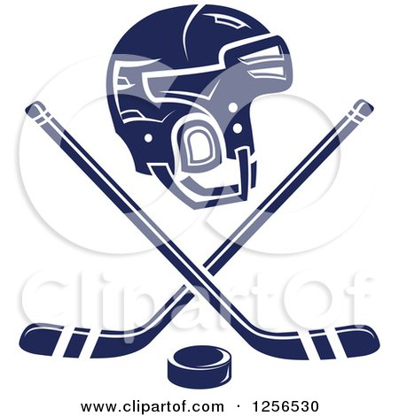Royalty-Free (RF) Hockey Clipart, Illustrations, Vector Graphics #3