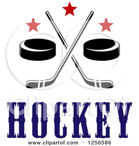 Royalty-Free (RF) Ice Hockey Clipart, Illustrations, Vector ...