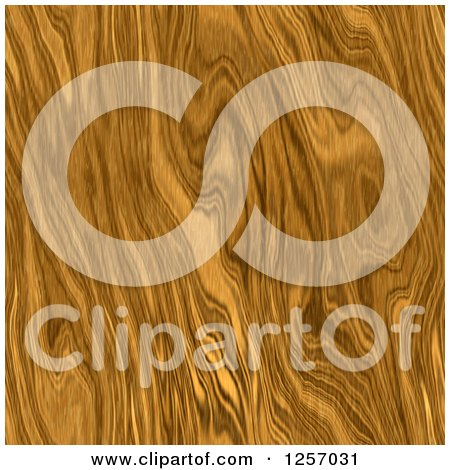 Clipart of a Seamless Oak or Pin Wood Grain Texture Background - Royalty Free Illustration by Arena Creative