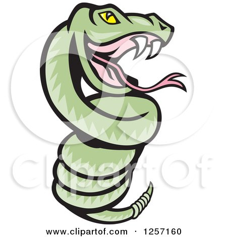 Royalty-Free (RF) Rattlesnake Clipart, Illustrations, Vector ...