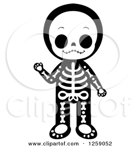 Kid In A Skeleton Costume 1259051 on scary group halloween costume