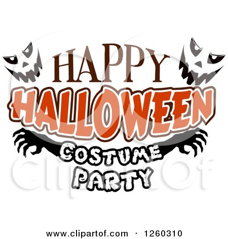 Royalty-Free (RF) Costume Party Clipart, Illustrations ...