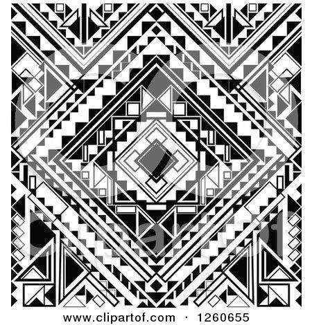 clipart   background  black  white geometric