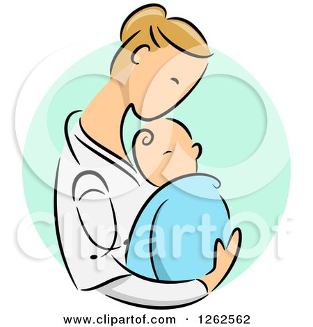 Royalty Free Rf Baby Clipart Illustrations Vector