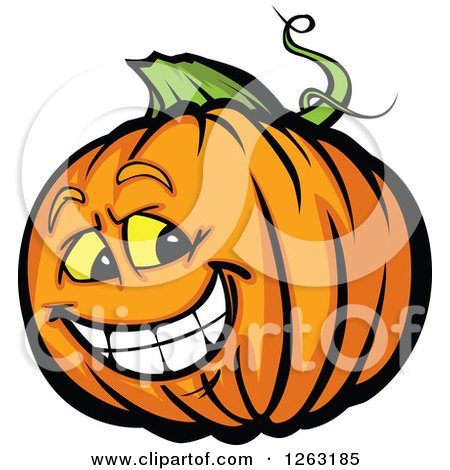 Clipart of Halloween P...