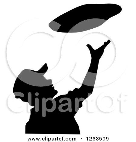 Dough Clipart Black And White