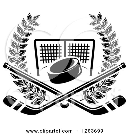 Royalty-Free (RF) Clipart of Hockey Pucks, Illustrations, Vector ...