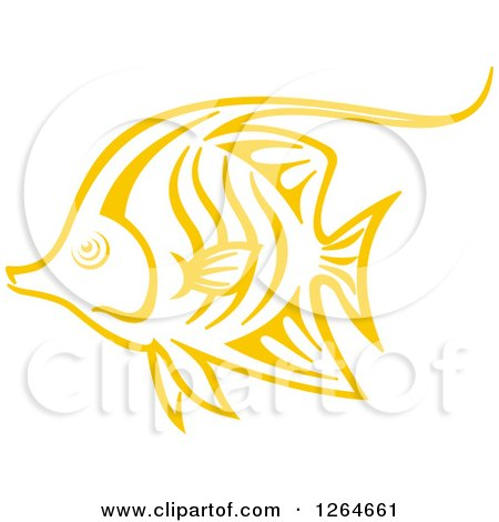yellow tang coloring pages - photo#17