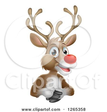 Royalty Free RF Christmas Clipart Illustrations Vector