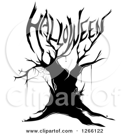 Royalty Free Rf Dead Tree Clipart Illustrations Vector Graphics 1