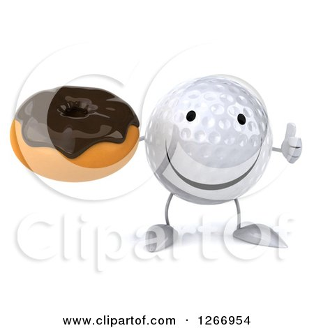 Donut posters donut art prints 1 for Fish food golf balls