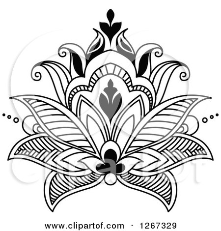 Indian House Plans also Lotus Flower Henna in addition Plan For 33 Feet By 40 Feet Plot  Plot Size 147 Square Yards  Plan Code 1471 as well Scherenschnitte Offers Up Cute Downloadable Papercut Pattern in addition B6708883cfe40e8a Traditional Japanese House Design Floor Plan Japanese House. on indian modern house designs