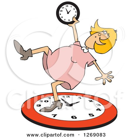 Royalty-Free (RF) Daylight Savings Time Clipart, Illustrations ...
