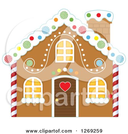 Christmas Gingerbread House Cartoon.Cartoon Christmas Gingerbread House Voitures Americaines Info