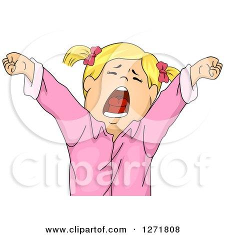 Royalty-Free (RF) Yawning Clipart, Illustrations, Vector ...