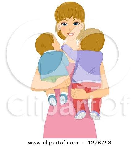 royaltyfree rf babysitter clipart illustrations