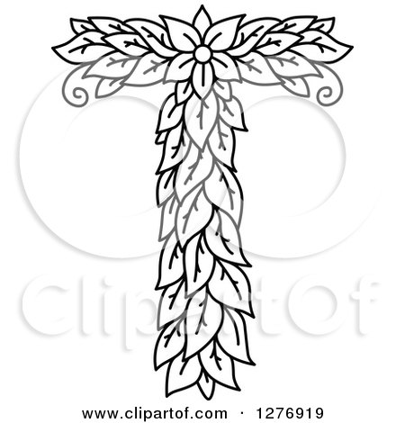 Royalty Free Rf Letter T Clipart Illustrations Vector Graphics 4