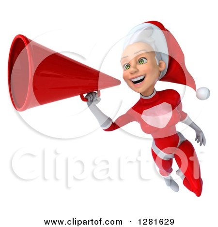 Royalty-Free (RF) Clipart of Mrs Claus, Illustrations, Vector ...