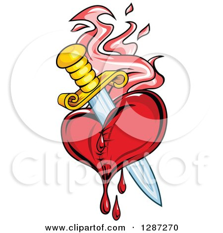 Royalty Free Rf Bleeding Clipart Illustrations Vector