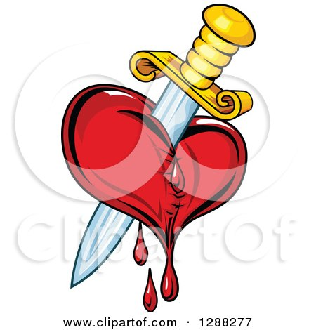 Royalty Free Blood Illustrations by Seamartini Graphics #1