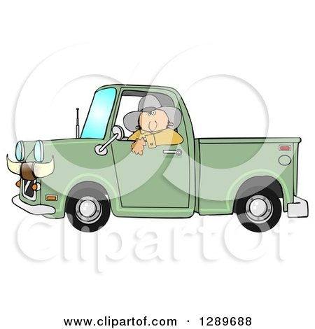 Royalty-Free (RF) Pick Up Truck Clipart, Illustrations, Vector ...