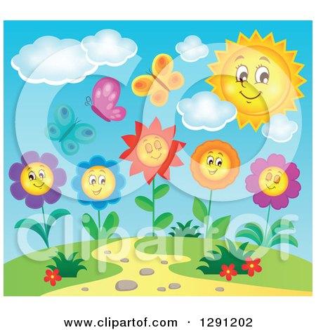 royalty free rf flower garden clipart illustrations vector graphics 1 royalty free rf flower garden clipart