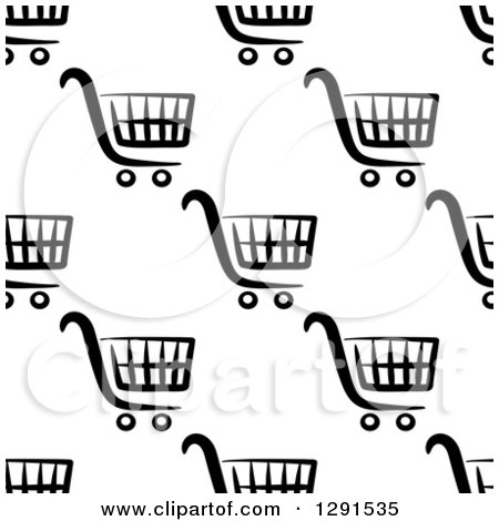Black And White Sketched Shopping Basket Box Gift And Money 1355931 on illustrated car art