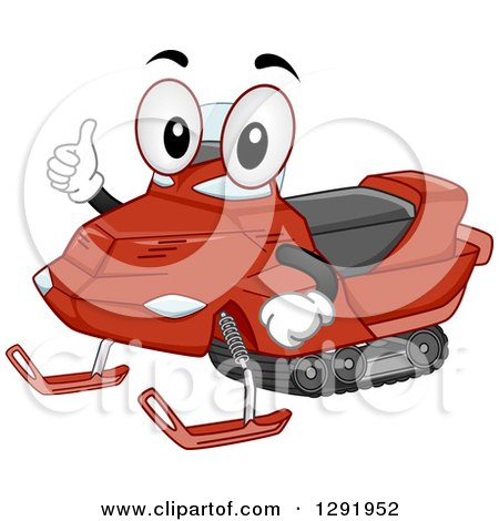 Clipart of a Cartoon Black and White Happy Man Driving a ...