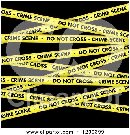 Royalty Free Rf Crime Scene Clipart Illustrations