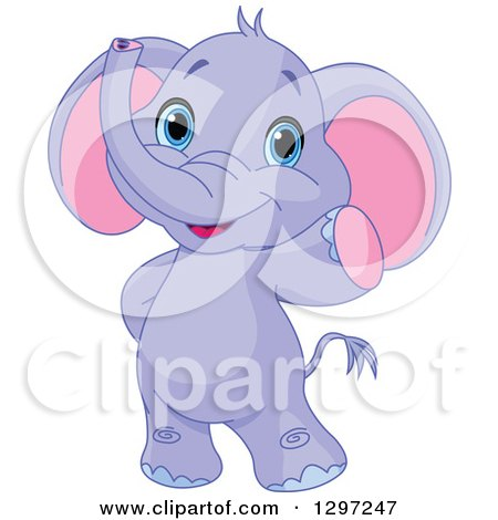 Royalty-Free (RF) Pachyderm Clipart, Illustrations, Vector Graphics #1