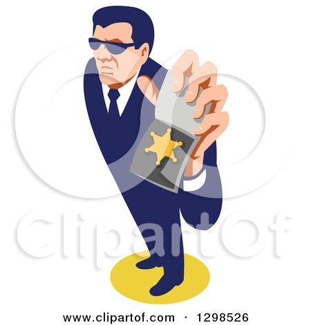 royalty free  rf  secret agent clipart  illustrations Secret Agent Girl Clip Art Secret Agent Logo