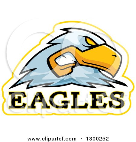 Royalty-Free (RF) Bald Eagle Mascot Clipart, Illustrations, Vector ...